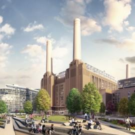 Battersea Power Station Riverside