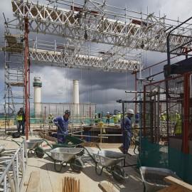 Chimney reconstruction 2015